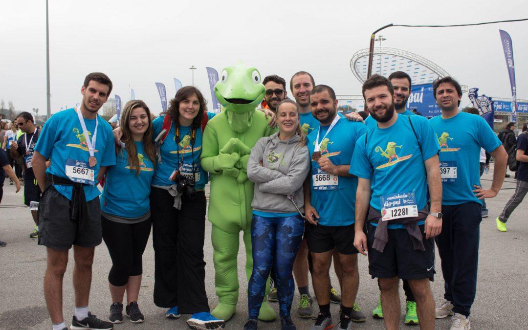 Parceria com a Maratona do Porto