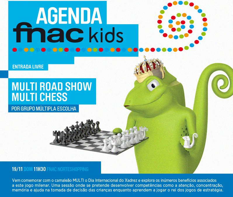 MULTI Road Show – MULTI Chess