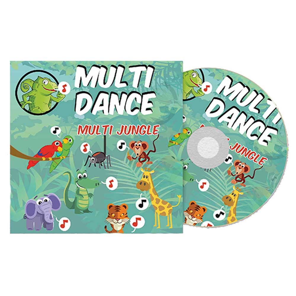 Cd MULTI Jungle