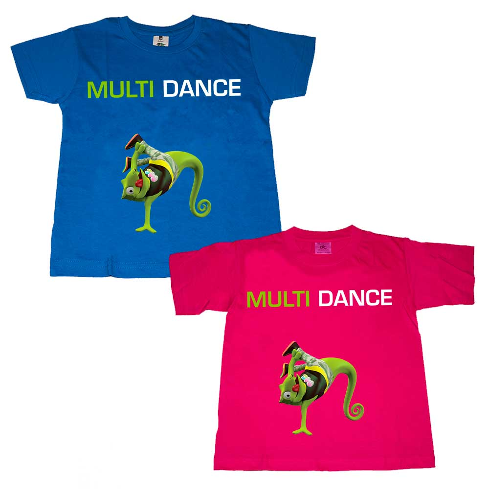 T-Shirt do MULTI DANCE