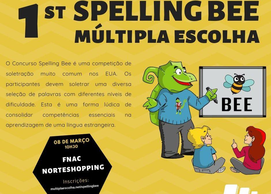 Spelling Bee Contest Múltipla Escolha