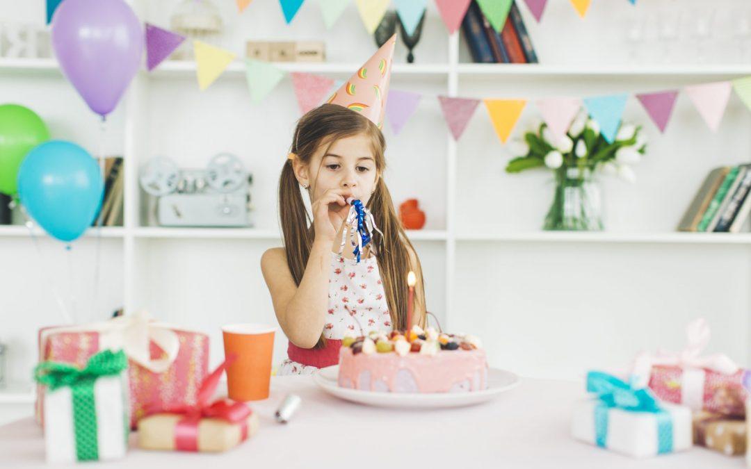 Dicas para um aniversário feliz e em segurança
