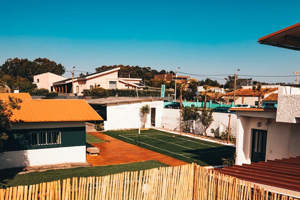 Campos de Férias - Campos residenciais
