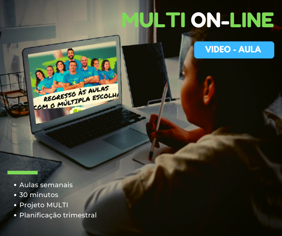 MULTI - ONLINE - VIDEO AULA