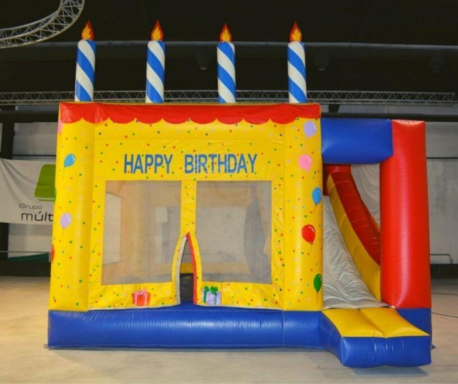 Insufláveis- Happy Birthday