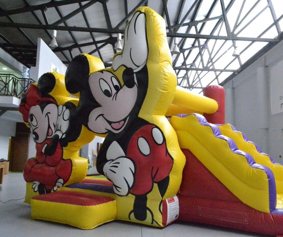 Insufláveis- Mickey e Minnie
