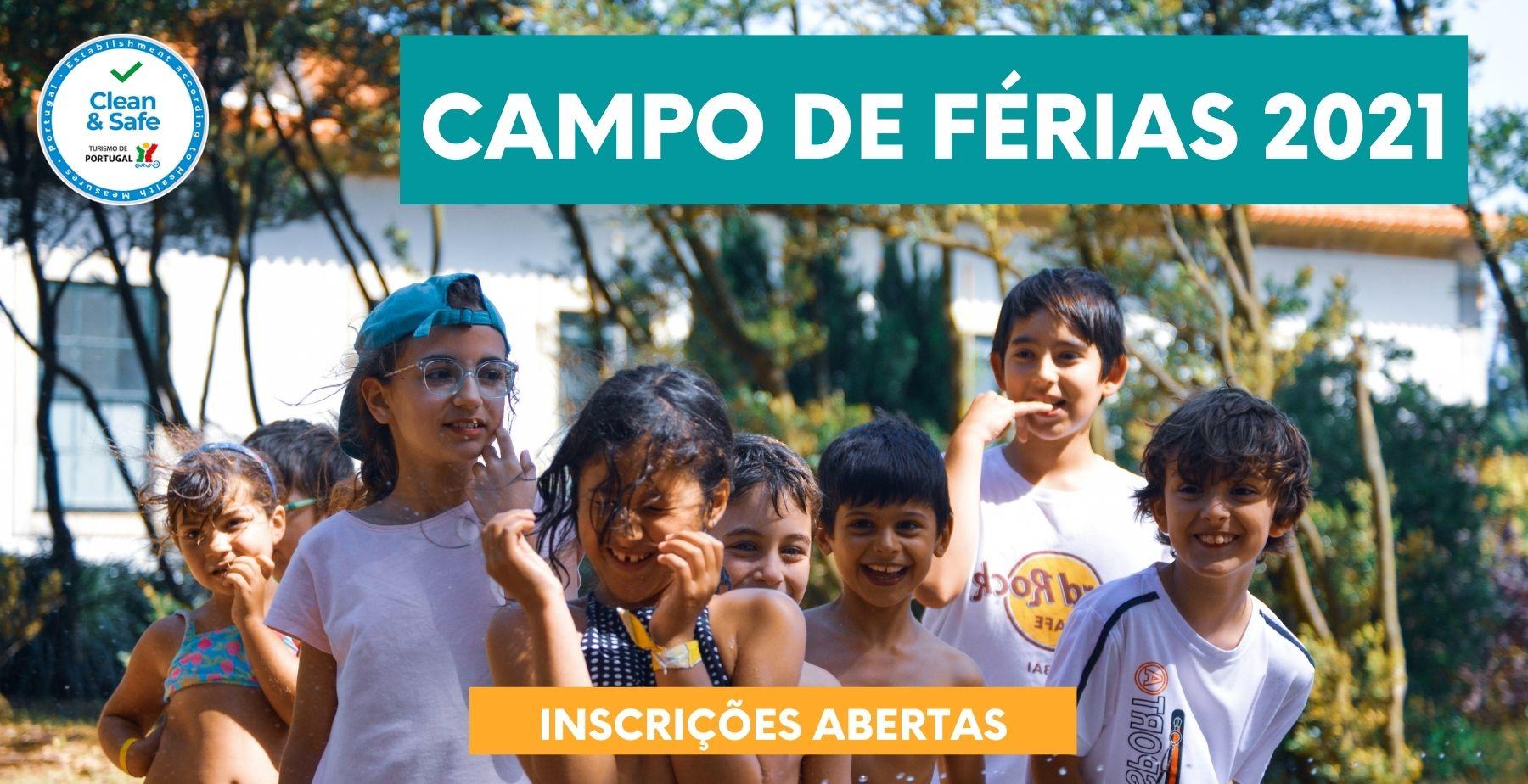 MULTI CAMP - Campo de férias