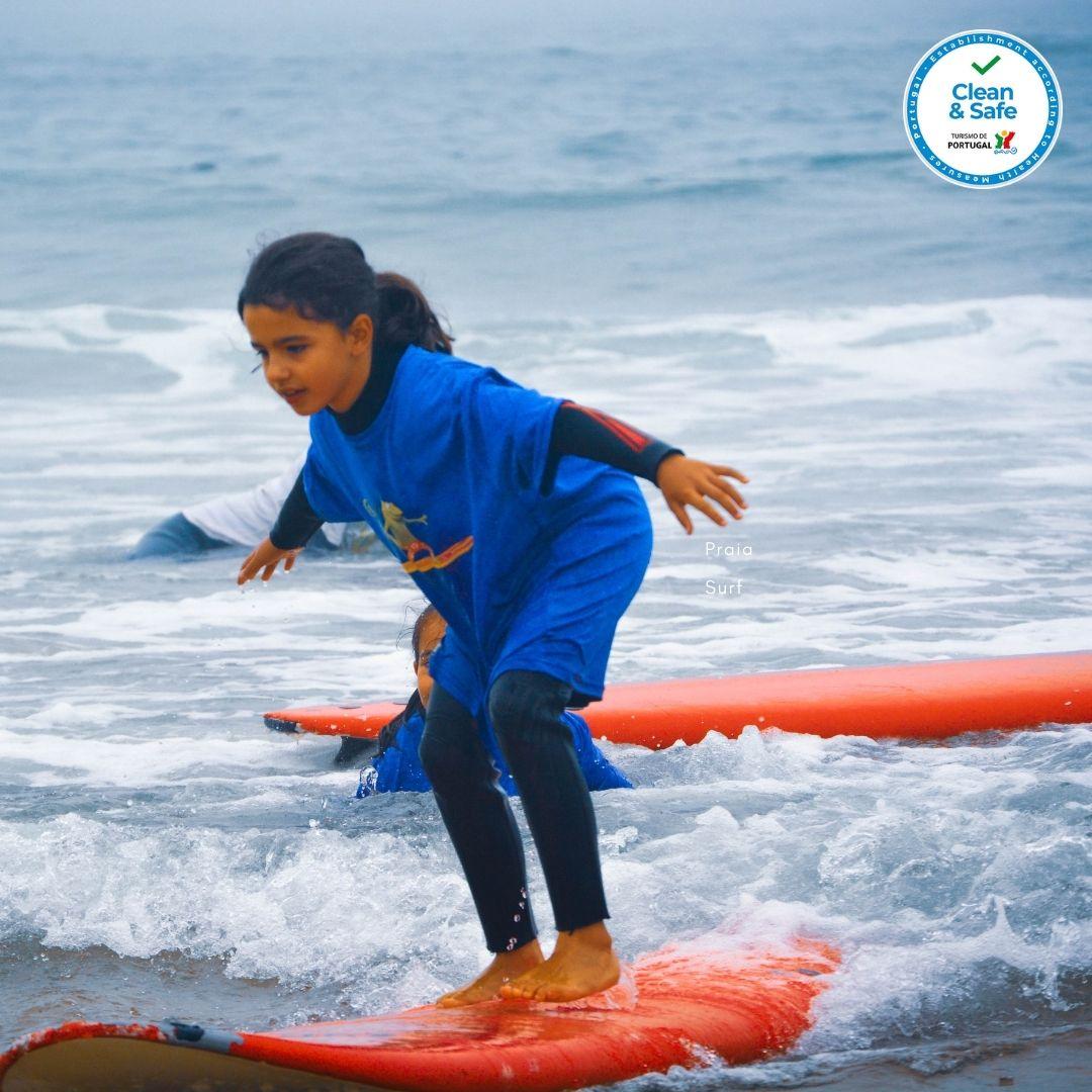 SURF - Campos de Férias